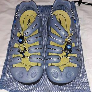 NEW Keen Mion GSR Ergomorphic Sandals US10 41.5EUR